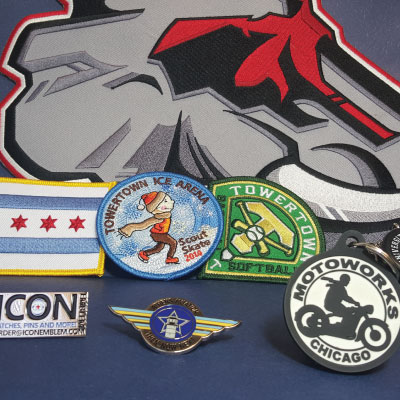 Quality Custom Items from ICON Emblem