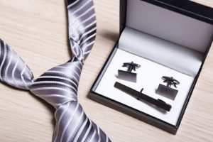Dress Items - Cufflinks and Tie Bars from ICON Emblem