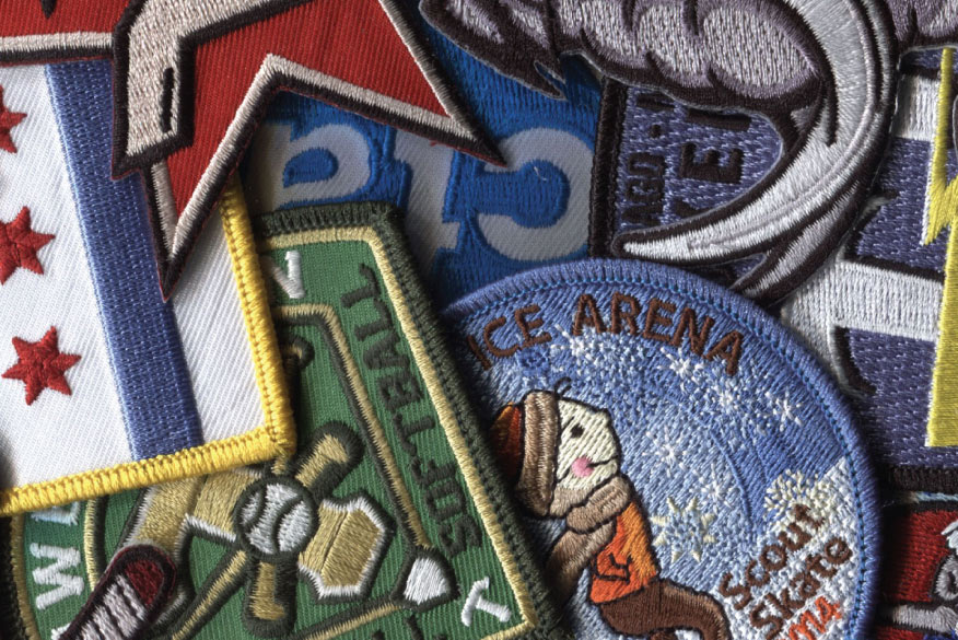 Embroidered Patches by ICON Emblem