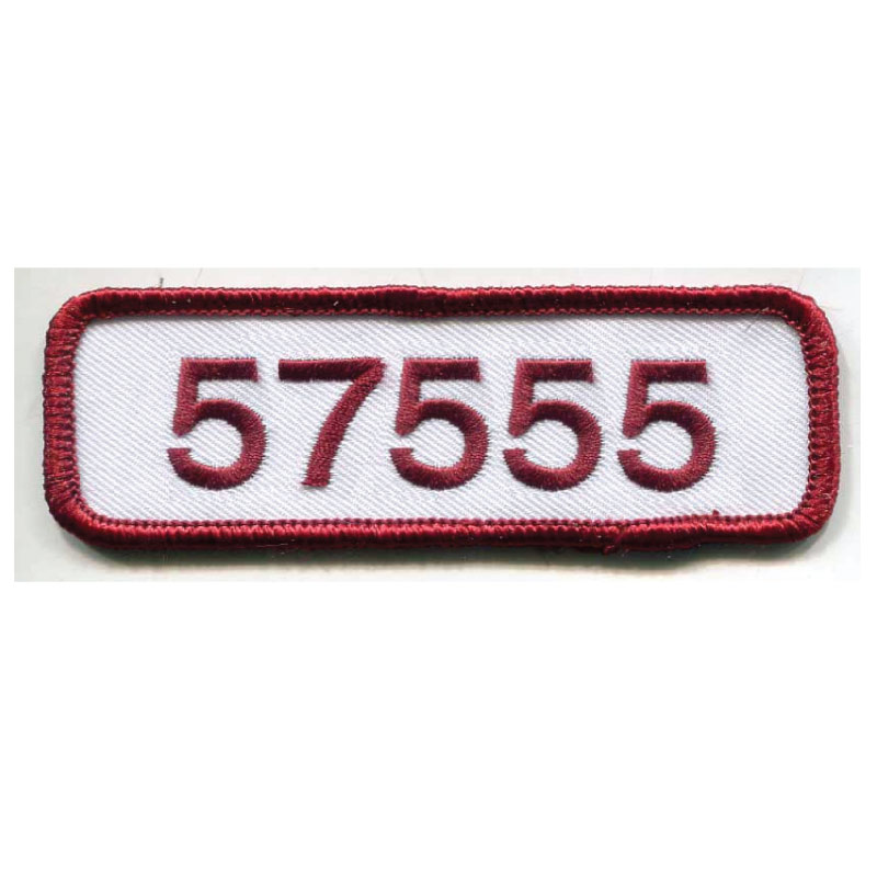 5a389ad4e87 Chicago CTA Badge Number Patches for CTA Drivers - Order Yours Here